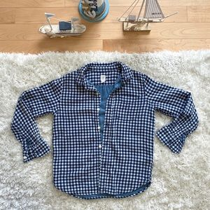 GAP Kids Boys Button Down Shirt M